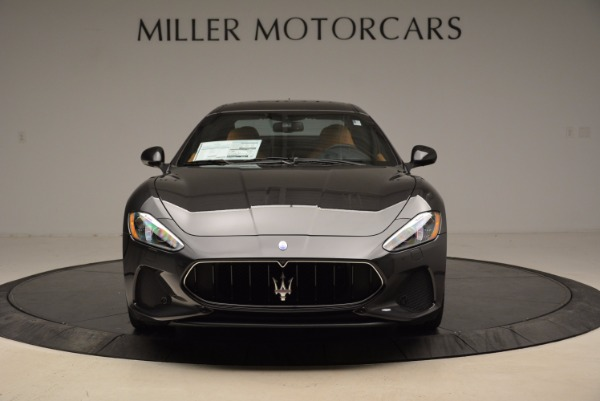 New 2018 Maserati GranTurismo Sport Coupe for sale Sold at Bentley Greenwich in Greenwich CT 06830 12