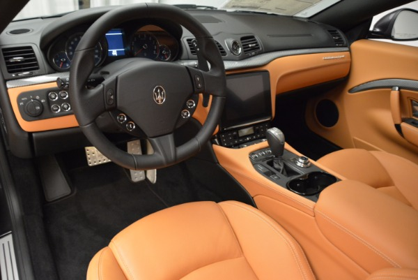 New 2018 Maserati GranTurismo Sport Coupe for sale Sold at Bentley Greenwich in Greenwich CT 06830 13