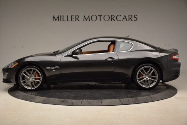 New 2018 Maserati GranTurismo Sport Coupe for sale Sold at Bentley Greenwich in Greenwich CT 06830 3