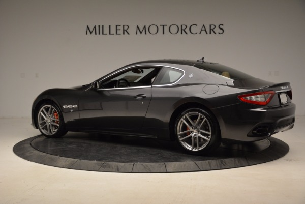 New 2018 Maserati GranTurismo Sport Coupe for sale Sold at Bentley Greenwich in Greenwich CT 06830 4