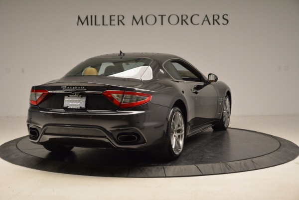 New 2018 Maserati GranTurismo Sport Coupe for sale Sold at Bentley Greenwich in Greenwich CT 06830 7