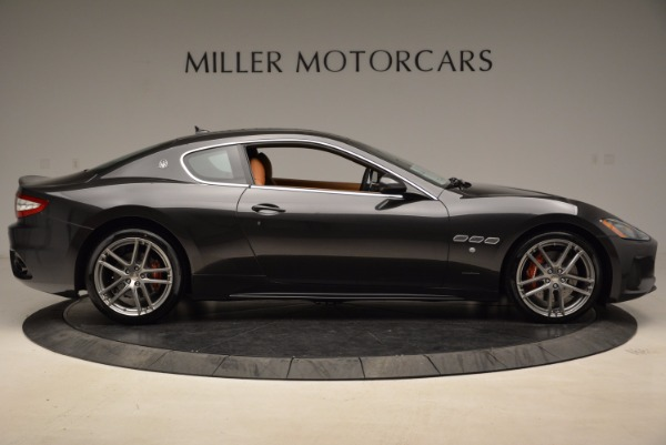 New 2018 Maserati GranTurismo Sport Coupe for sale Sold at Bentley Greenwich in Greenwich CT 06830 9