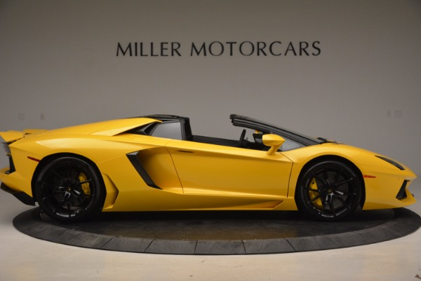 Used 2015 Lamborghini Aventador LP 700-4 Roadster for sale Sold at Bentley Greenwich in Greenwich CT 06830 10