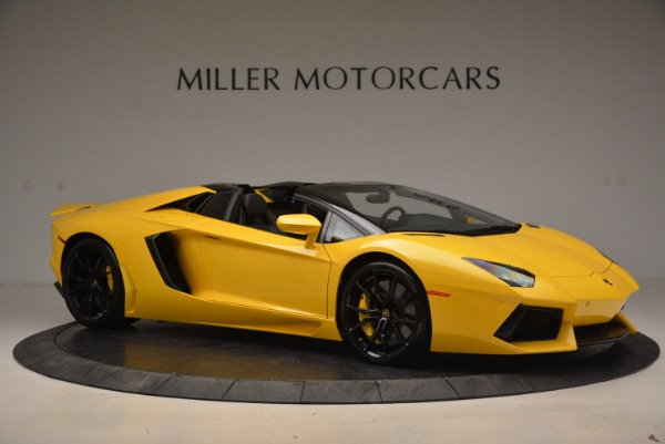 Used 2015 Lamborghini Aventador LP 700-4 Roadster for sale Sold at Bentley Greenwich in Greenwich CT 06830 11