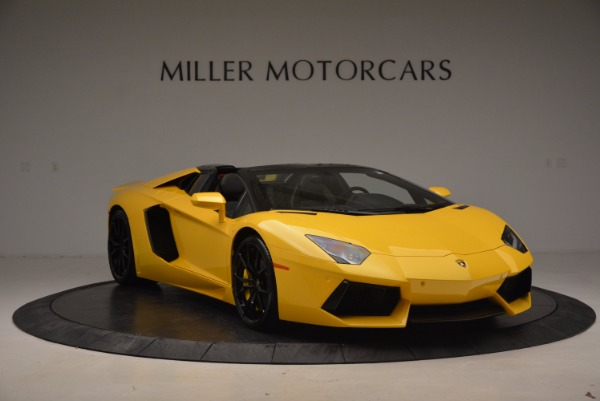 Used 2015 Lamborghini Aventador LP 700-4 Roadster for sale Sold at Bentley Greenwich in Greenwich CT 06830 12