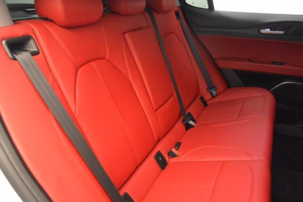 New 2018 Alfa Romeo Stelvio Ti Q4 for sale Sold at Bentley Greenwich in Greenwich CT 06830 24