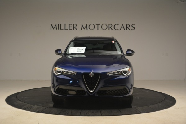 New 2018 Alfa Romeo Stelvio Q4 for sale Sold at Bentley Greenwich in Greenwich CT 06830 12