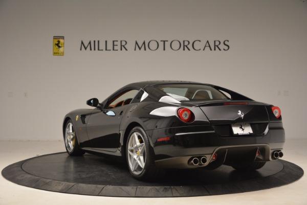 Used 2008 Ferrari 599 GTB Fiorano for sale Sold at Bentley Greenwich in Greenwich CT 06830 5