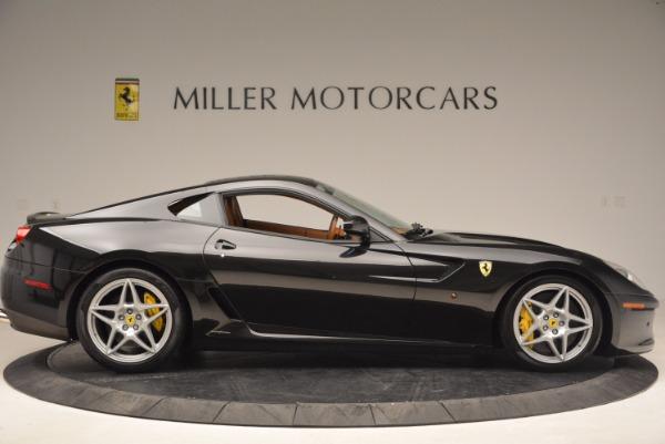 Used 2008 Ferrari 599 GTB Fiorano for sale Sold at Bentley Greenwich in Greenwich CT 06830 9