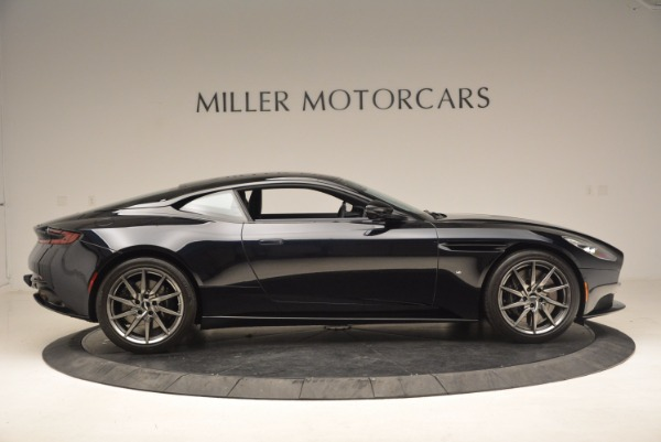 Used 2017 Aston Martin DB11 for sale Sold at Bentley Greenwich in Greenwich CT 06830 9