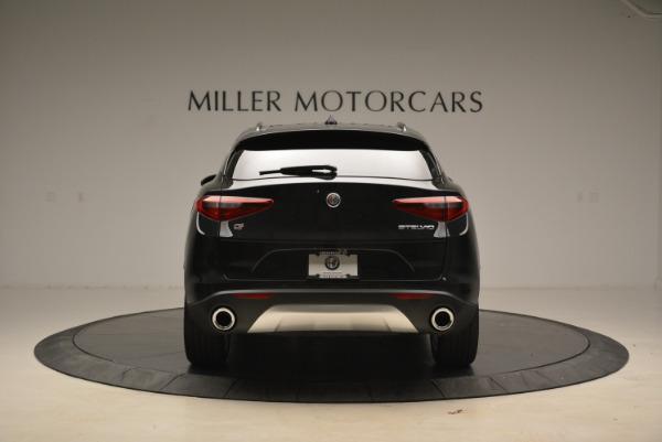 New 2018 Alfa Romeo Stelvio Ti Sport Q4 for sale Sold at Bentley Greenwich in Greenwich CT 06830 6