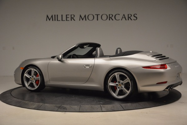Used 2012 Porsche 911 Carrera S for sale Sold at Bentley Greenwich in Greenwich CT 06830 10