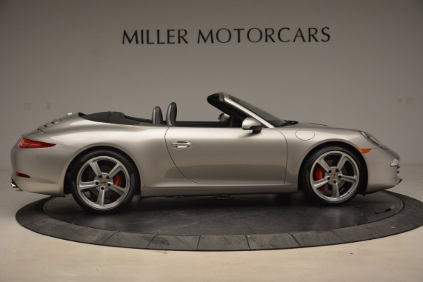 Used 2012 Porsche 911 Carrera S for sale Sold at Bentley Greenwich in Greenwich CT 06830 11