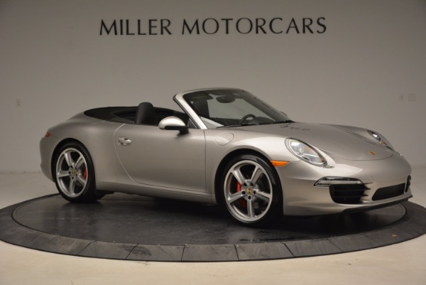 Used 2012 Porsche 911 Carrera S for sale Sold at Bentley Greenwich in Greenwich CT 06830 12