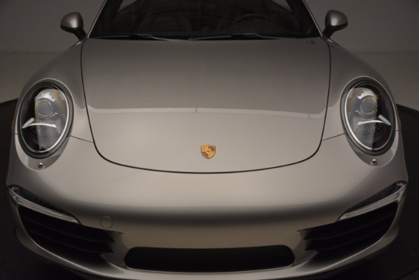 Used 2012 Porsche 911 Carrera S for sale Sold at Bentley Greenwich in Greenwich CT 06830 13