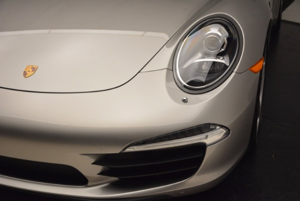 Used 2012 Porsche 911 Carrera S for sale Sold at Bentley Greenwich in Greenwich CT 06830 15