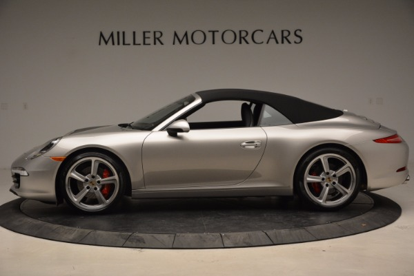 Used 2012 Porsche 911 Carrera S for sale Sold at Bentley Greenwich in Greenwich CT 06830 2