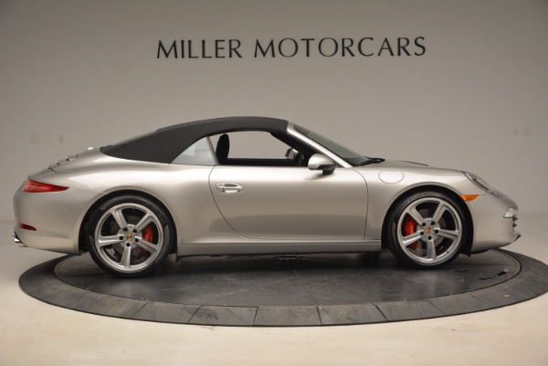 Used 2012 Porsche 911 Carrera S for sale Sold at Bentley Greenwich in Greenwich CT 06830 4