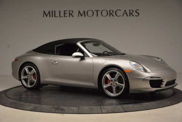 Used 2012 Porsche 911 Carrera S for sale Sold at Bentley Greenwich in Greenwich CT 06830 5