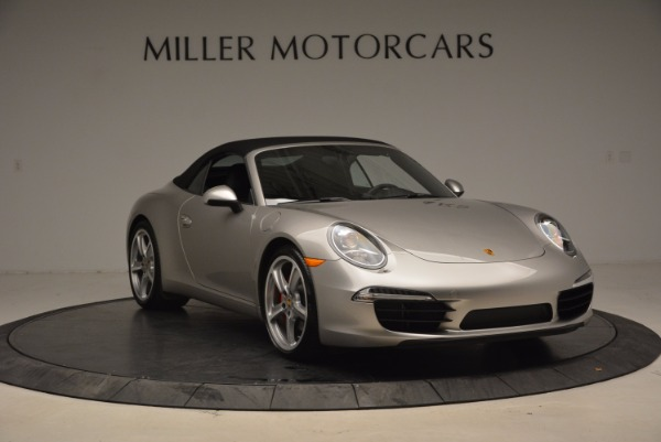 Used 2012 Porsche 911 Carrera S for sale Sold at Bentley Greenwich in Greenwich CT 06830 6