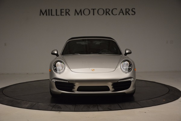 Used 2012 Porsche 911 Carrera S for sale Sold at Bentley Greenwich in Greenwich CT 06830 7