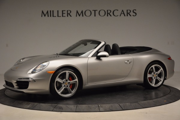 Used 2012 Porsche 911 Carrera S for sale Sold at Bentley Greenwich in Greenwich CT 06830 8