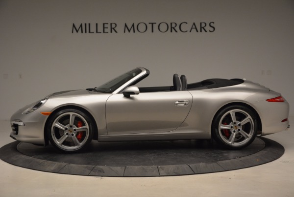 Used 2012 Porsche 911 Carrera S for sale Sold at Bentley Greenwich in Greenwich CT 06830 9