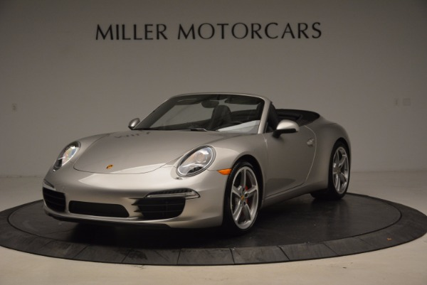 Used 2012 Porsche 911 Carrera S for sale Sold at Bentley Greenwich in Greenwich CT 06830 1