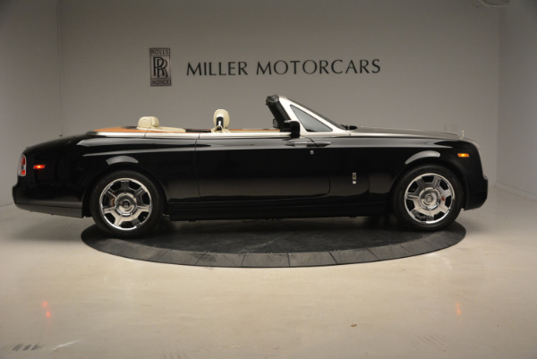 Used 2009 Rolls-Royce Phantom Drophead Coupe for sale Sold at Bentley Greenwich in Greenwich CT 06830 10