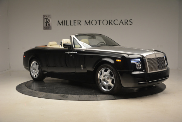 Used 2009 Rolls-Royce Phantom Drophead Coupe for sale Sold at Bentley Greenwich in Greenwich CT 06830 12