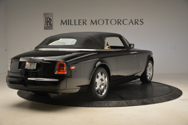 Used 2009 Rolls-Royce Phantom Drophead Coupe for sale Sold at Bentley Greenwich in Greenwich CT 06830 19