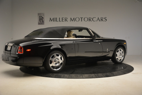 Used 2009 Rolls-Royce Phantom Drophead Coupe for sale Sold at Bentley Greenwich in Greenwich CT 06830 20