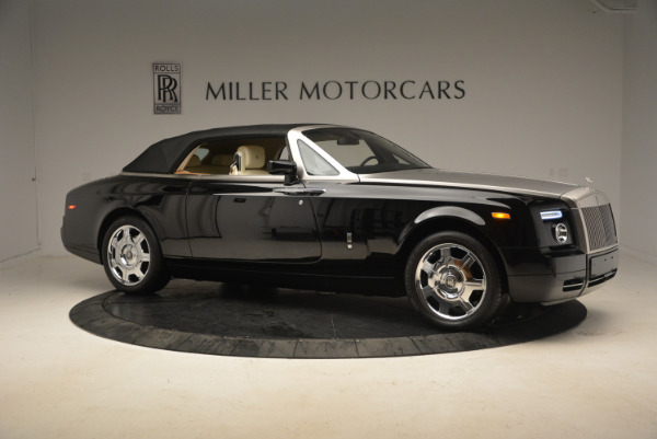 Used 2009 Rolls-Royce Phantom Drophead Coupe for sale Sold at Bentley Greenwich in Greenwich CT 06830 22