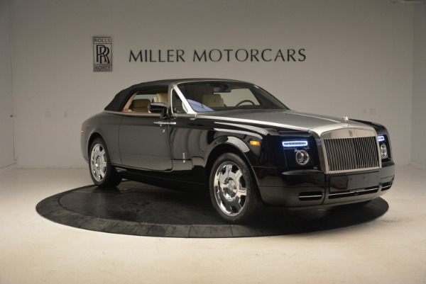 Used 2009 Rolls-Royce Phantom Drophead Coupe for sale Sold at Bentley Greenwich in Greenwich CT 06830 23