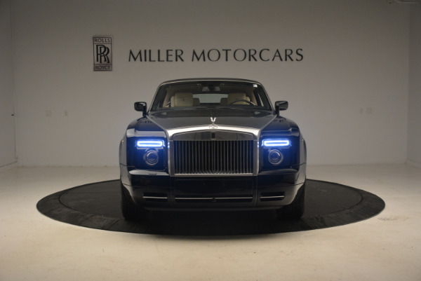 Used 2009 Rolls-Royce Phantom Drophead Coupe for sale Sold at Bentley Greenwich in Greenwich CT 06830 25