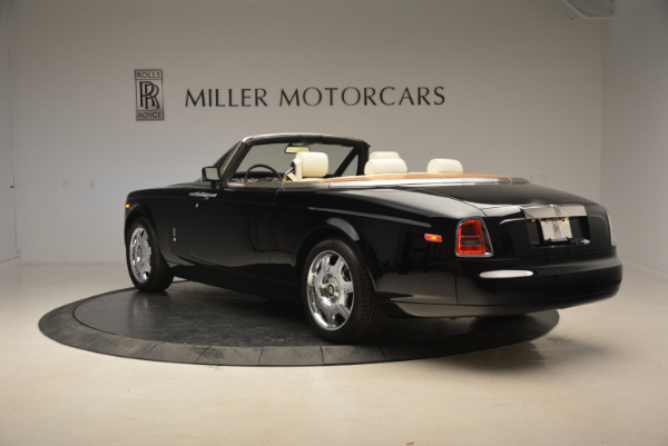 Used 2009 Rolls-Royce Phantom Drophead Coupe for sale Sold at Bentley Greenwich in Greenwich CT 06830 5