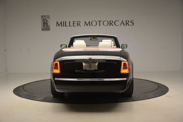 Used 2009 Rolls-Royce Phantom Drophead Coupe for sale Sold at Bentley Greenwich in Greenwich CT 06830 6