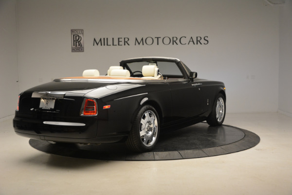 Used 2009 Rolls-Royce Phantom Drophead Coupe for sale Sold at Bentley Greenwich in Greenwich CT 06830 8