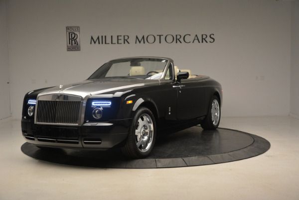 Used 2009 Rolls-Royce Phantom Drophead Coupe for sale Sold at Bentley Greenwich in Greenwich CT 06830 1