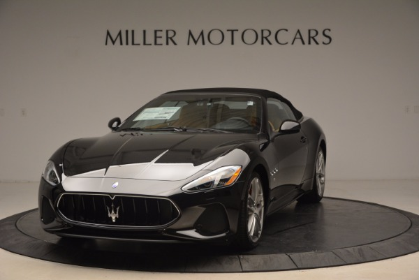 New 2018 Maserati GranTurismo Sport Convertible for sale Sold at Bentley Greenwich in Greenwich CT 06830 13