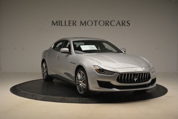 New 2018 Maserati Ghibli S Q4 for sale Sold at Bentley Greenwich in Greenwich CT 06830 10