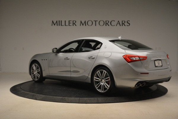 New 2018 Maserati Ghibli S Q4 for sale Sold at Bentley Greenwich in Greenwich CT 06830 3