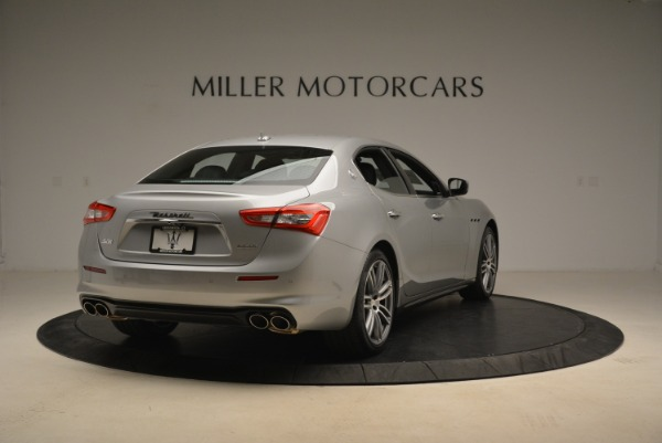 New 2018 Maserati Ghibli S Q4 for sale Sold at Bentley Greenwich in Greenwich CT 06830 6