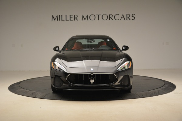 New 2018 Maserati GranTurismo Sport for sale Sold at Bentley Greenwich in Greenwich CT 06830 11