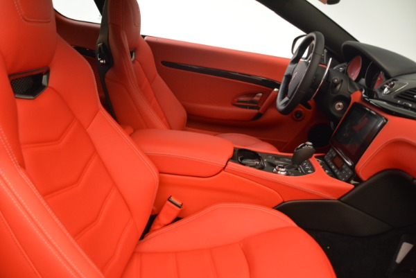 New 2018 Maserati GranTurismo Sport for sale Sold at Bentley Greenwich in Greenwich CT 06830 20