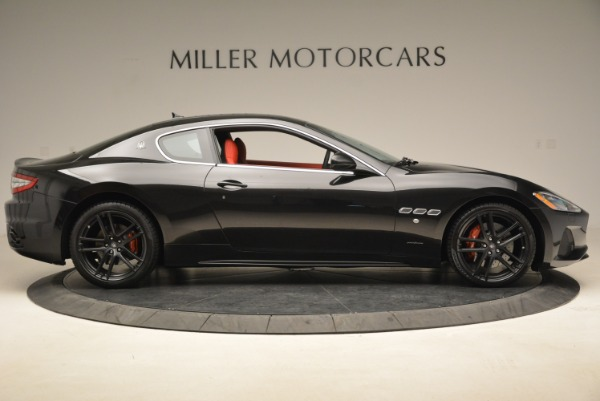 New 2018 Maserati GranTurismo Sport for sale Sold at Bentley Greenwich in Greenwich CT 06830 8