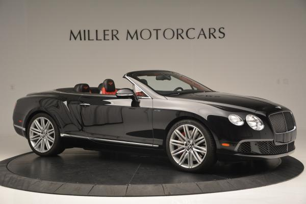 Used 2014 Bentley Continental GT Speed Convertible for sale Sold at Bentley Greenwich in Greenwich CT 06830 10