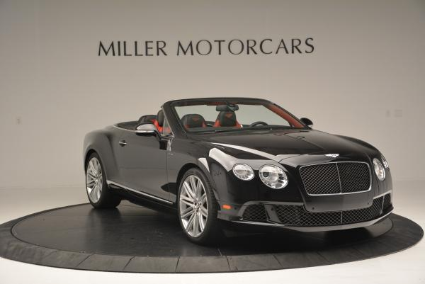 Used 2014 Bentley Continental GT Speed Convertible for sale Sold at Bentley Greenwich in Greenwich CT 06830 11