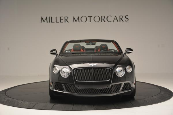 Used 2014 Bentley Continental GT Speed Convertible for sale Sold at Bentley Greenwich in Greenwich CT 06830 12