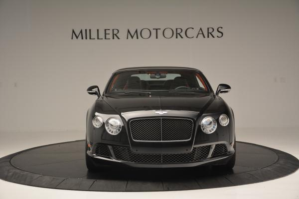 Used 2014 Bentley Continental GT Speed Convertible for sale Sold at Bentley Greenwich in Greenwich CT 06830 13